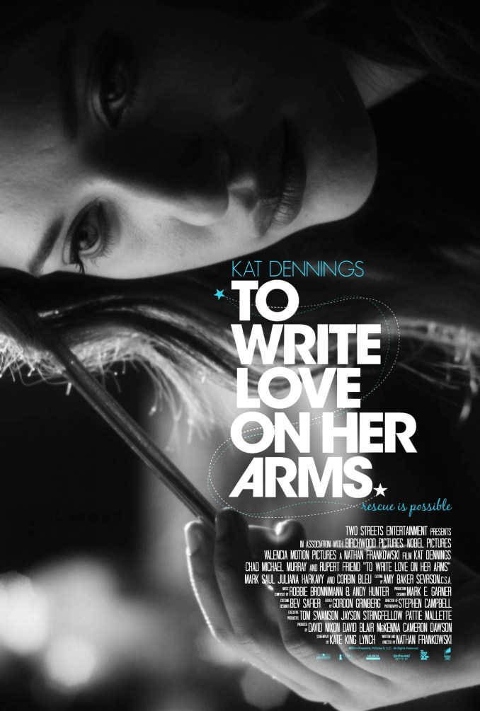 To Write Love on Her Arms-poster