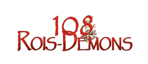108 rois démons-logo