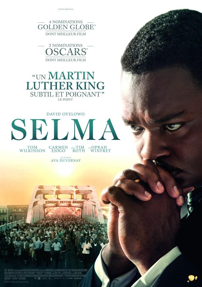 Selma affiche FR