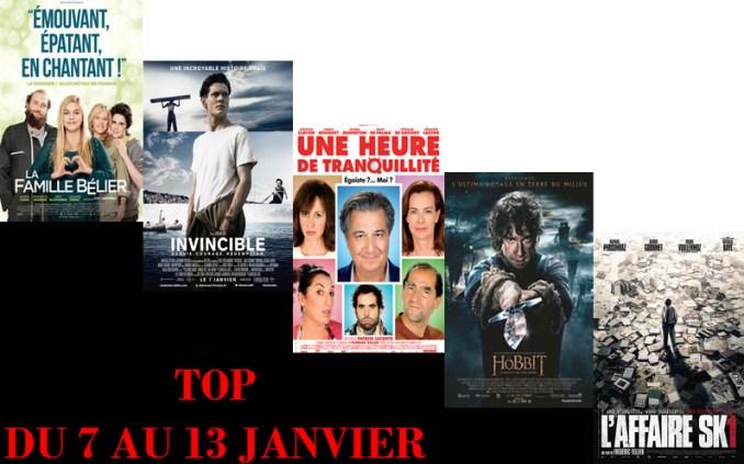 TOP 7 AU 13-1