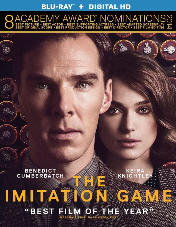 Imitation game Bluray US