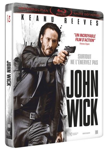 John Wick-Steelbook