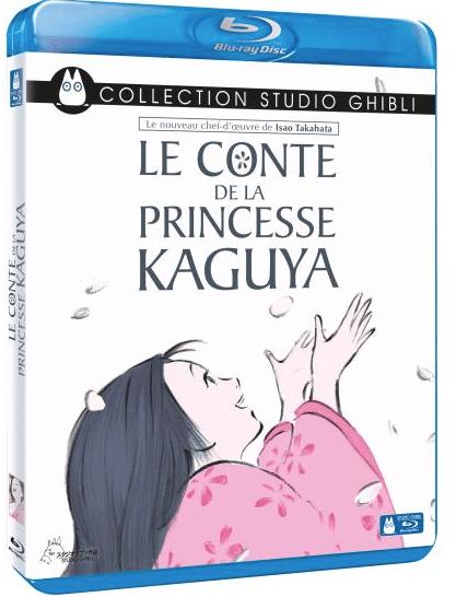 Le Conte de la princesse Kaguya bluray FR