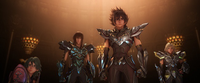 """Saint Seiya Movie Lengend of Sanctuary"""