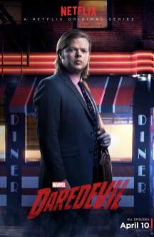 Daredevil posters personnages2