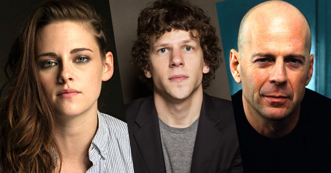 Kristen-Stewart-Jesse-Eisenberg-Bruce-Willis