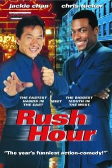 Rush Hour 1 poster