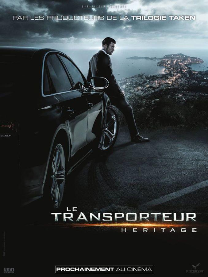 Transporteur heritage poster