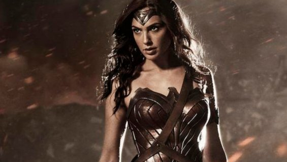 wonder-woman- Gal Gadot