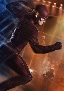 flash arrow solo poster3