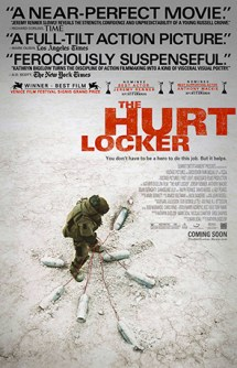 Hurt locker posterUSA2