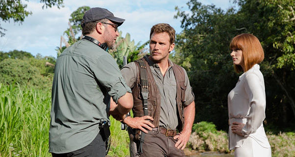 Jurassic World-Colin Trevorrow