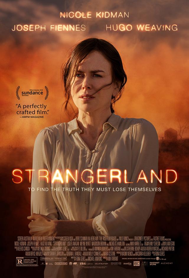 Strangerland poster US