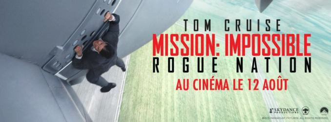 mission impossible rogue banniere