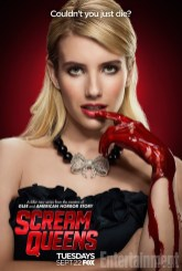Scream Queens bloody poster sang4