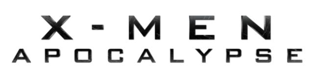 X-Men Apocalypse-Logo