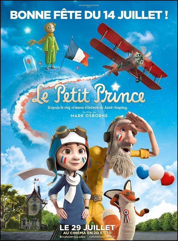 le Petit Prince-Affiche 14 juillet