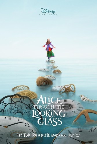 Alice through the looking glass Posters US1