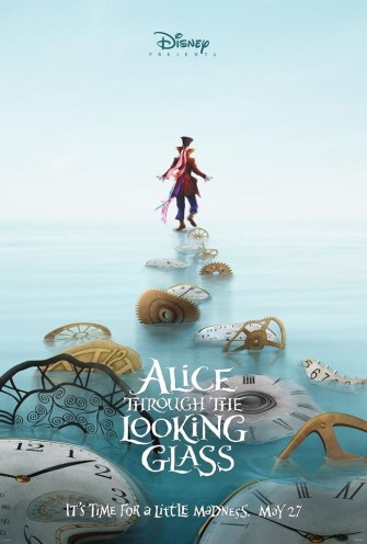 Alice through the looking glass Posters US2