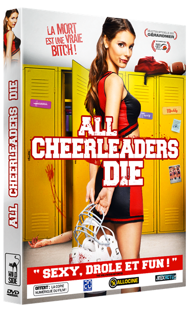 All Cheerleader Die dvd