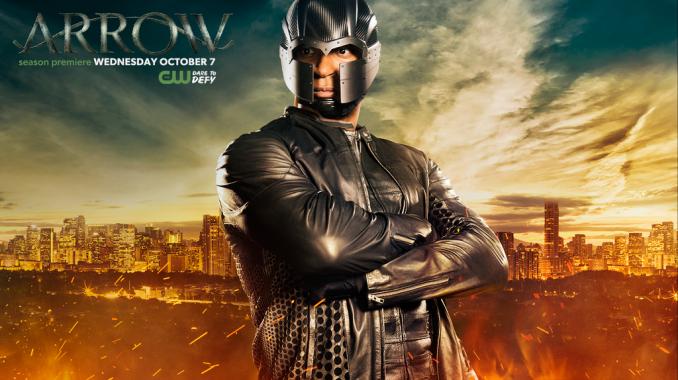 Arrow saison 4 Diggle