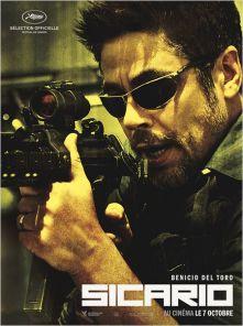 Sicario-Benicio Del Toro