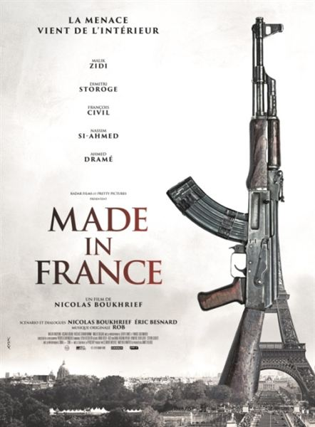 Made in France-affiche