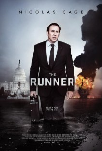 Nicolas-Cage the-runner-poster