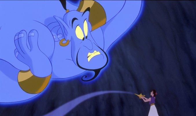 Robin Williams Genie Aladin 02