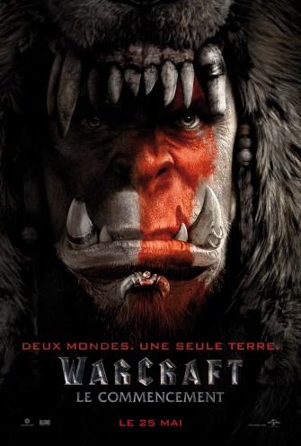 Warcraft affiche perso1