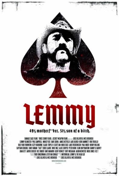 lemmy-poster motorhead