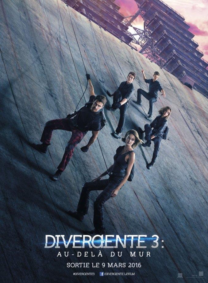 Divergente 3 affiche Fr