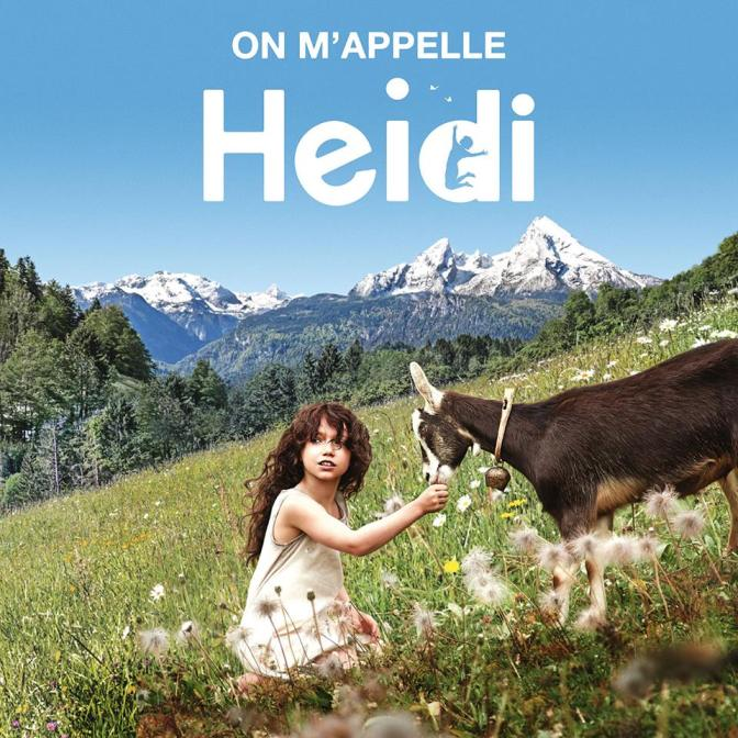 On m'appelle Heidi chanson