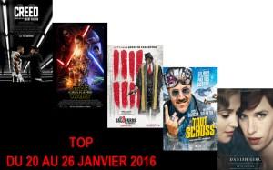 TOP 20 AU 26-1-2016