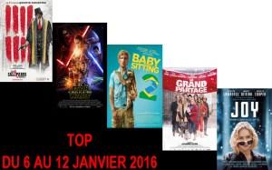 TOP 6 AU 12-1-2016