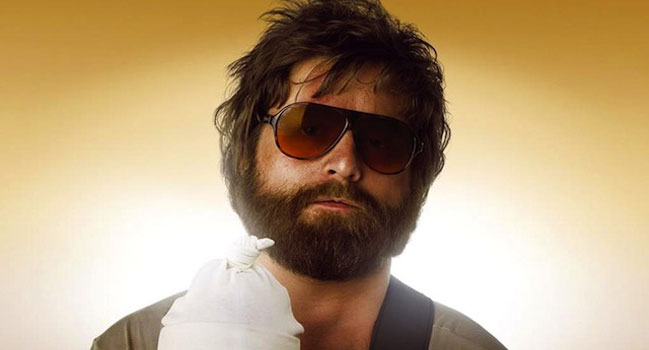 Very Bad Trip-Zack Galifianakis