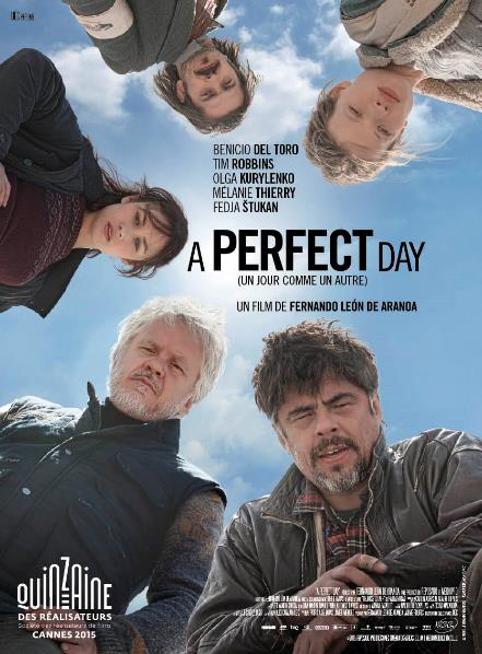 A perfect day affiche Critique