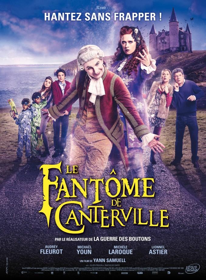 Fantôme de Canterville affiche