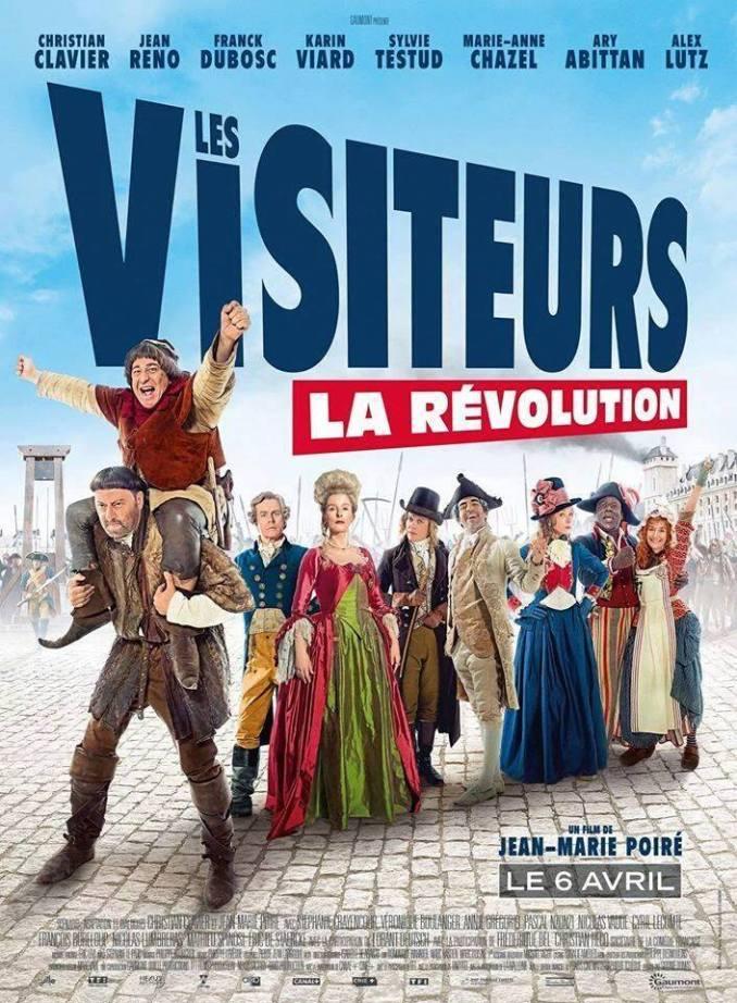 Les visiteurs revolution