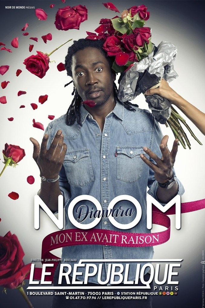 Noom Diawara mon ex avait raison spectacle