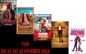 TOP 10 AU 16-2-2016