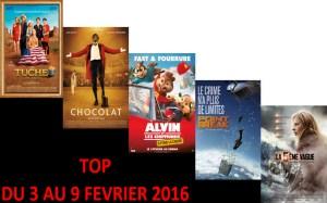 TOP 3 AU 9-2-2016