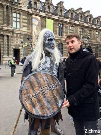 game of Thrones Ice Truck Paris 10