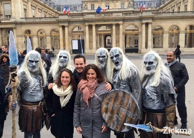 game of Thrones Ice Truck Paris 46