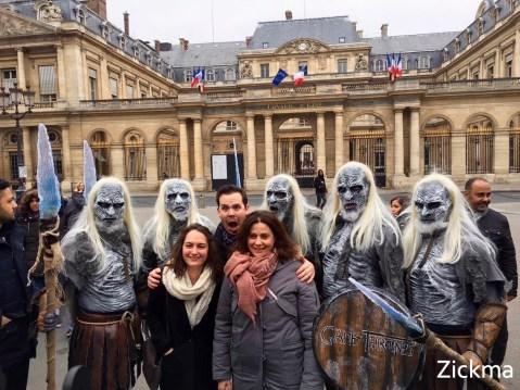game of Thrones Ice Truck Paris 6