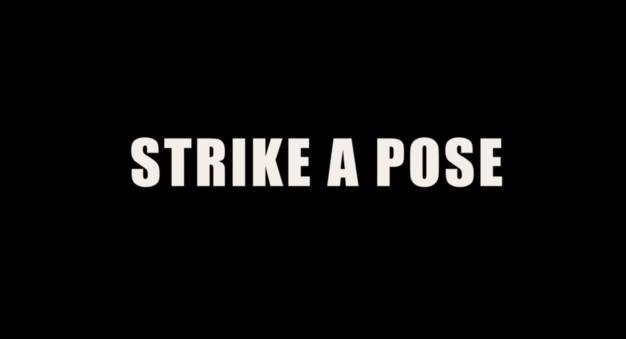 Strike a pose doc logo