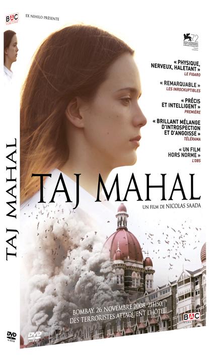 Taj Mahal dvd