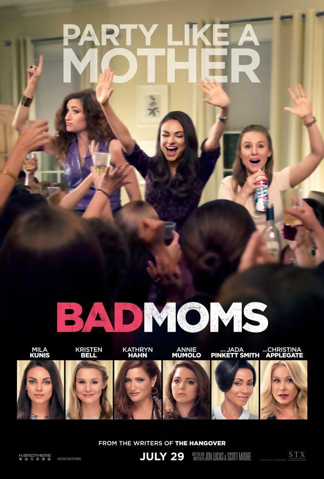 Bad Moms-affiche