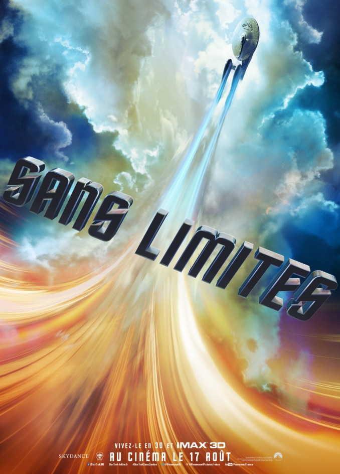 Star Trek Sans limites teaser