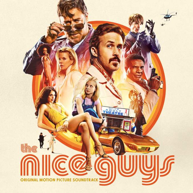 The Nice Guys Soundtrack